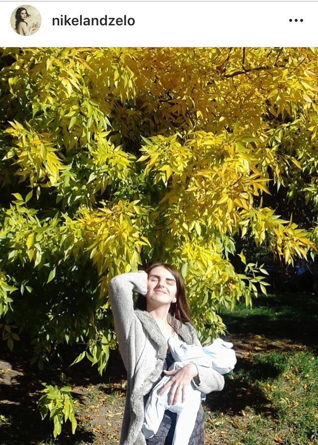 никеланжело желтое