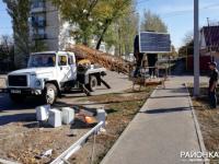 В Пологах уличные фонари будут работать от солнечной энергии