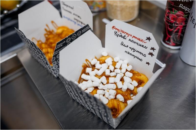Запорожские пончики прошли в финал национальной ресторанной премии
