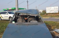 В Бердянске парень на «Таврии» без опыта вождения устроил ДТП: есть пострадавшие (Фото)