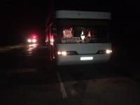 На трассе под Мелитополем междугородний автобус сбил пешехода