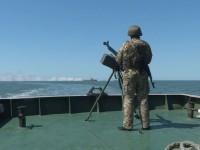 Военные закроют часть Азовского моря