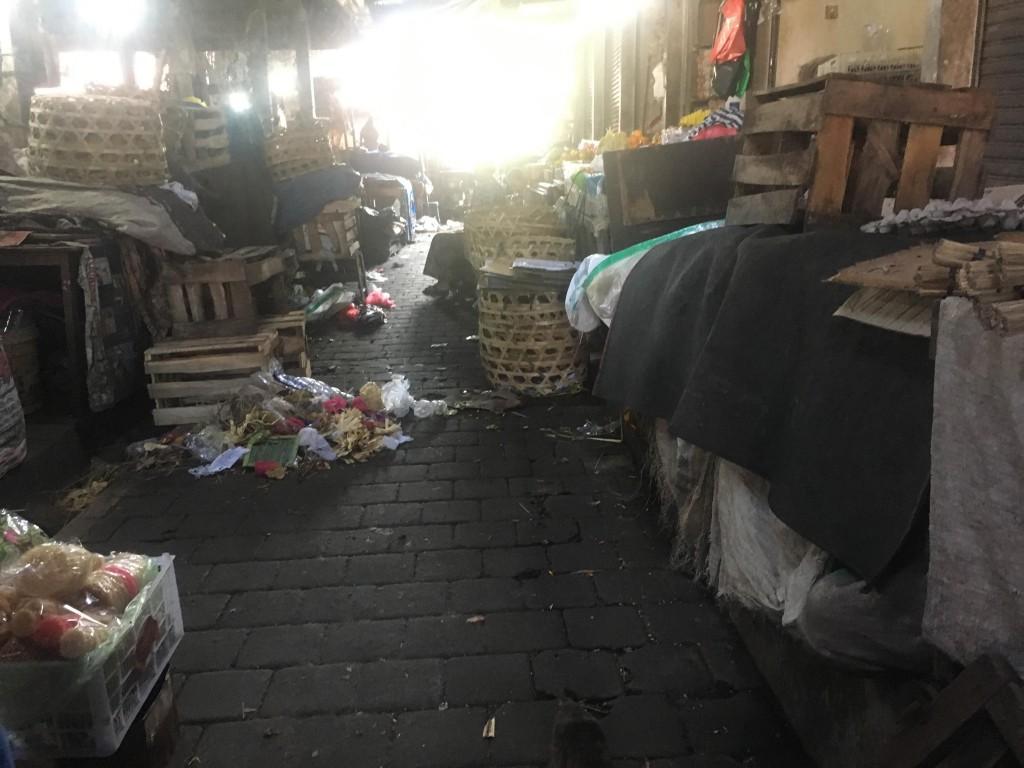 Типичный азиатский рынок