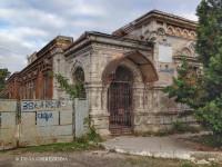 На запорожском курорте частный собственник отреставрирует столетний дом купца (Фото, Видео)