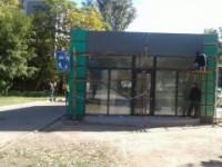 На Бородинском из-за десятка вырубленных тополей остановили строительство дома