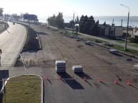 Турецкую фирму, ремонтирующую Набережную в Запорожье, грозятся штрафовать за алкоголь и срыв сроков работ