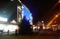 Все на выход: Из «Украины» из-за подозрительной находки эвакуировали посетителей (Обновлено)
