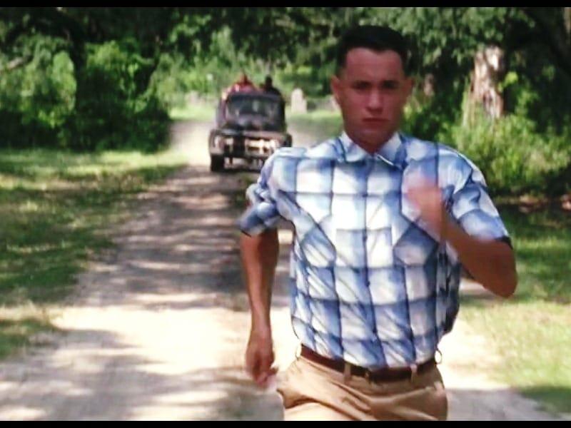 """""""Способ расслабиться"""": запорожский журналист пробежал после работы 42 километра"""