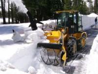 Запорожское КП купит снегоуборочную технику за сотни тысяч гривен