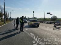 Досмотры машин на выезде из Запорожья не связаны с похищением машины с водителем: в полиции рассказали подробности
