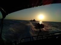 В Азовском море начались военные учения (Фото)