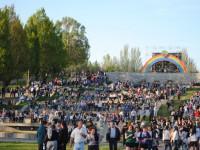 Футбол со звездами, большой концерт и съемки популярной программы: как в Запорожье за одни выходные отметят 4 праздника