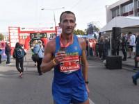 «Запорожсталевский» марафон быстрее всех пробежал спортсмен из Луцка