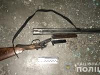 Житель Запорожской области открыл стрельбу с балкона из охотничьего ружья