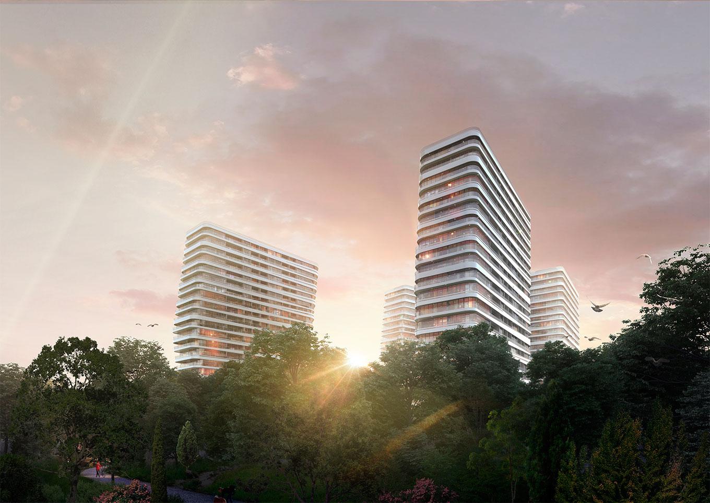 Апартаменты в KANDINSKY Odessa Residence — надежная инвестиция