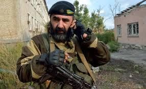 Грузинскому подполковнику, погибшему в бою, установят в Запорожье памятную табличку