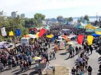 Ради ярмарки в Запорожье на 2 дня перекроют Набережную и продлят работу общественного транспорта