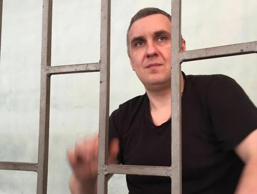 """Осужденного """"крымского диверсанта"""" перевозят в Москву, чтобы повторно судить"""