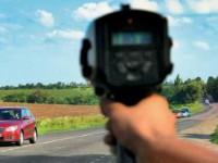 Запорожские полицейские не получили радары для измерения скорости