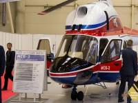 На выставке в столице показали запорожский вертолет (Фото)