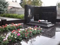 В Запорожье открыли памятник экс-директору «Запорожстали» и Учителю Буряка