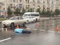 Запорожский суд амнистировал машрутчика, насмерть сбившего пешехода в центре города