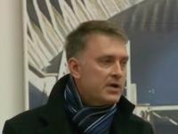 В центре Запорожья избили активиста, который с трибуны выступил в защиту парка