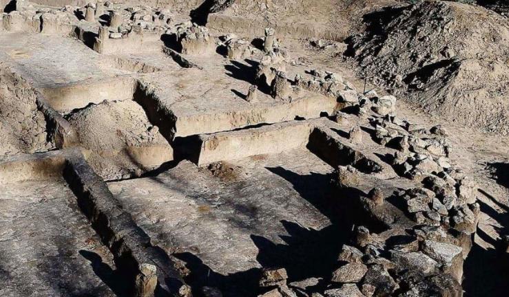 """Скелет лошади и пачка сигарет"": На Хортице обнаружили два скифских захоронения"