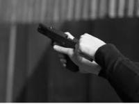 Житель Запорожской области ловил попутку на трассе, размахивая пистолетом