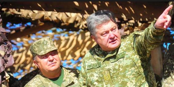 Порошенко поддержал введение военного положения: реакция запорожцев