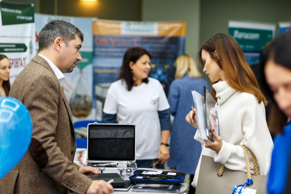 70-летие Запорожской облбольницы стало поводом для проведения конференции по офтальмологии с международным участием