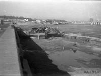 Корабль сел на мель возле ДнепрГЭСа: опубликованы уникальные ретро-снимки