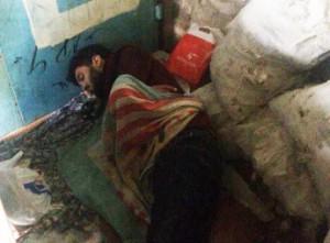Исключенный из «машинки» африканский студент жил на крыше общежития