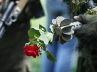 Буряк распорядился выделить деньги на изготовление стенда с фотографиями погибших на Донбассе воинов