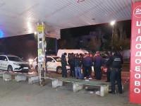 На запорожском курорте возле ломбарда произошла перестрелка: есть раненые