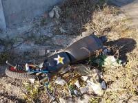 В Бердянске дети на мотоцикле попали в ДТП (Фото)
