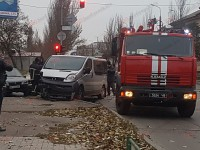 В аварии на запорожском курорте пострадали 2 человека (Видео)
