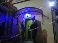 В Запорожской области активисты попали в перестрелку