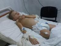 СМИ: школьник из Бердянска чуть не погиб из-за врачебной ошибки