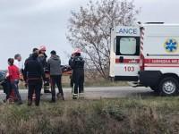 В Запорожской области авто вылетело с дороги на железнодорожные пути – есть погибшие (Фото)
