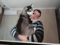 У жителя Запорожья возле магазина украли породистого пса