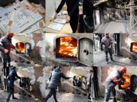 В Запорожье сожгли почти 30 тысяч акцизных марок