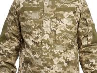 На территории Запорожской области гражданским лицам запретят носить военную форму