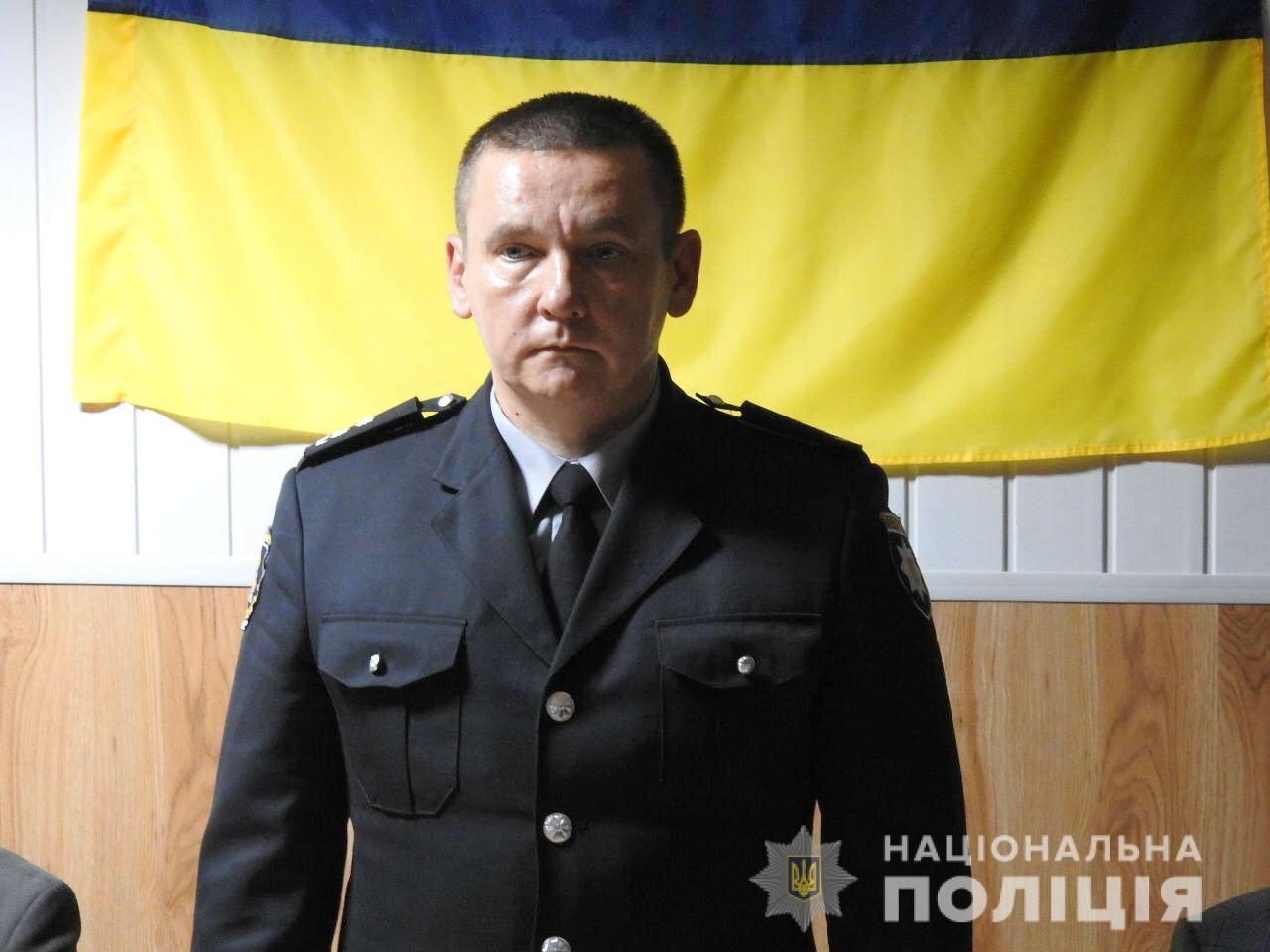 Райотдел полиции в Запорожье возглавил скандально уволенный полицейский