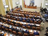 Запорожские депутаты не захотели лишать русский  язык статуса регионального