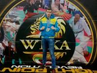 Студент-первокурсник из Запорожья стал вторым на Чемпионате мира по кикбоксингу