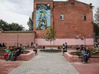 В старом центре Запорожья установят статую
