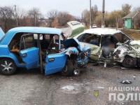Водитель «Лады» был под действием наркотиков — в полиции рассказали о смертельной аварии под Запорожьем