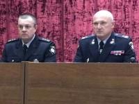 Начальника горотдела Бердянска перевели в Запорожье руководить районным отделом