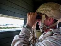 Возле воинской части в Запорожской области расстреляли беспилотники
